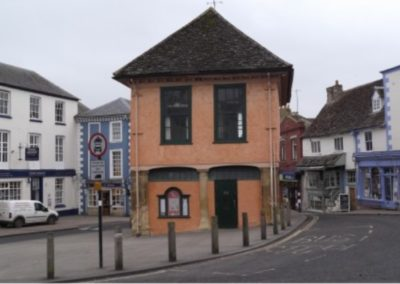 Town Hall, Faringdon